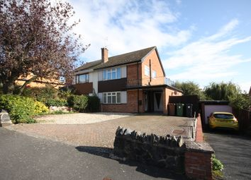 Thumbnail 3 bed semi-detached house for sale in Highfield Road, Evesham