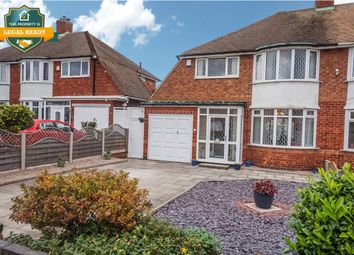 3 bed semi-detached house for sale in Windleaves Road, Castle Bromwich, Birmingham B36