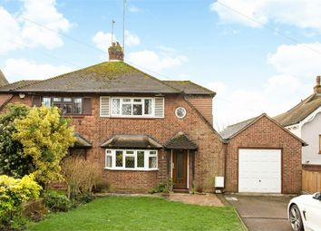 3 bed semi-detached house for sale in Highfields, Wellington Hill, Loughton, Essex IG10