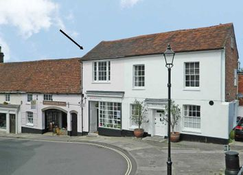 Thumbnail 2 bed flat for sale in Burgage Flat, Knockhundred Row, Midhurst