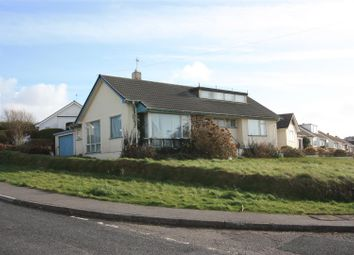 Thumbnail 3 bed detached bungalow for sale in Veor Road, Newquay