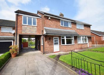 Thumbnail 3 bed semi-detached house for sale in Stoneycroft, Baddeley Edge, Stoke-On-Trent
