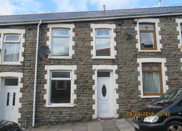 3 bed terraced house for sale in Albert Street, Maesteg, Bridgend. CF34
