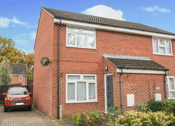 Thumbnail 2 bed semi-detached house for sale in Philps Close, Lane End, High Wycombe