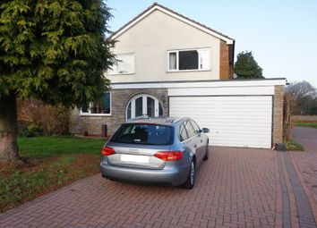 Thumbnail 4 bed detached house for sale in Mayall Drive, Four Oaks, Sutton Coldfield