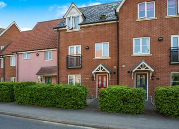 Thumbnail 3 bed town house for sale in Forest Court, Rendlesham, Woodbridge