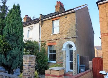 Thumbnail 2 bed end terrace house for sale in Cromwell Road, Hounslow