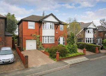 Thumbnail 6 bed detached house for sale in Castle Hill Road, Manchester