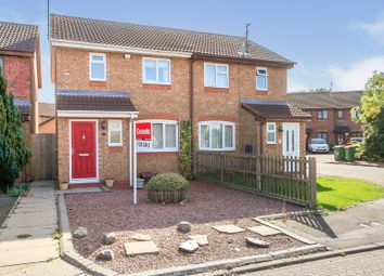 Thumbnail 3 bedroom semi-detached house for sale in Nightingale Court, Peterborough