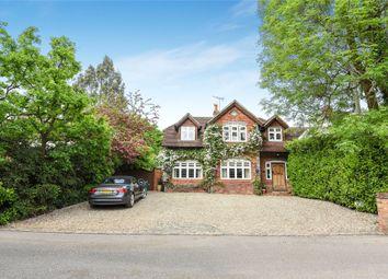 Thumbnail 5 bed detached house for sale in Fleet Lane, Finchampstead, Wokingham, Berkshire