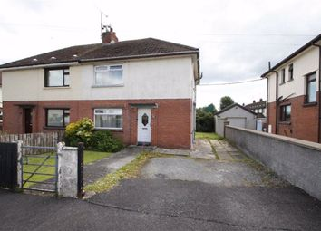 Thumbnail 3 bed semi-detached house for sale in Cumber Gardens, Drumaness, Down