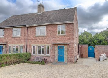 Thumbnail 3 bed semi-detached house for sale in Gordon Road, Oundle, Peterborough