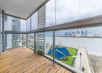 Thumbnail 2 bed flat to rent in Canary View, 23 Dowells Street, New Capital Quay, London