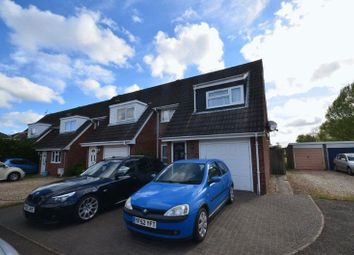 Thumbnail 3 bed town house for sale in Brayfield Way, Old Catton, Norwich