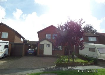 Thumbnail 4 bed detached house to rent in Coney Hill, Beccles