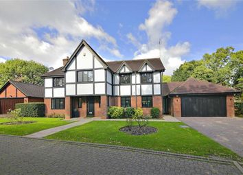 Thumbnail 5 bed property for sale in Chartridge Close, Arkley, Hertfordshire