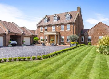Thumbnail 6 bed detached house for sale in Pinfold Lane, Moss, Doncaster