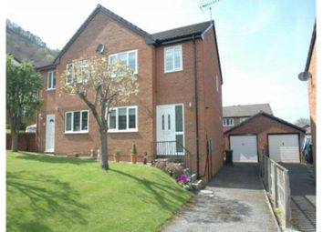 Thumbnail 3 bed semi-detached house for sale in Llys Y Gopa, Abergele