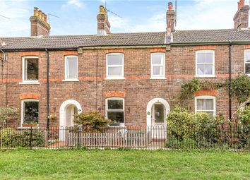 Thumbnail 2 bed terraced house for sale in Victoria Buildings, Fordington, Dorchester, Dorset