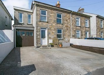 Thumbnail 4 bed semi-detached house for sale in Camborne, Cornwall, .