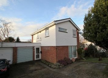 Thumbnail 3 bed link-detached house for sale in Knights Road, Bournemouth