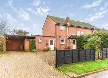 Thumbnail 2 bed semi-detached house for sale in Sculthorpe, Fakenham, Norfolk