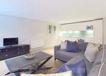 Thumbnail 3 bed flat to rent in Merchant Square, London