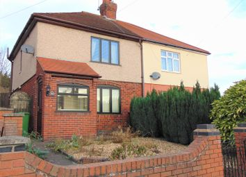 Thumbnail 2 bed semi-detached house for sale in St. Marys Road, Atherstone