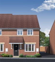 Thumbnail 2 bed end terrace house for sale in Plot 65, Stratton Gate, Windbrook Meadow, Swindon
