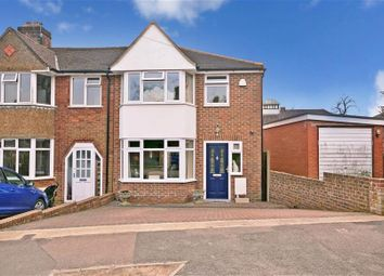 Thumbnail 3 bed semi-detached house to rent in Parkway, Dorking