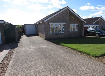 Thumbnail 2 bed detached bungalow for sale in Portsmouth Close, Grantham