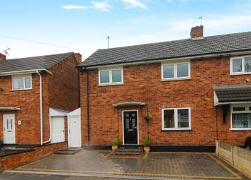 Thumbnail 3 bedroom semi-detached house for sale in Malvern Drive, East Park, Wolverhampton