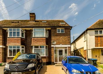 Thumbnail 4 bedroom semi-detached house for sale in Pembroke Avenue, Surbiton