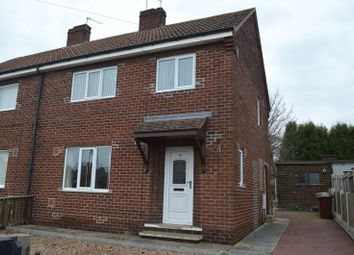 Thumbnail 3 bed semi-detached house for sale in The Orchard, Garth Avenue, Normanton