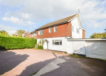 Thumbnail 4 bed detached house for sale in Canterbury Road, Brabourne Lees