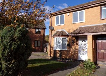 Thumbnail 3 bed semi-detached house for sale in Martin Drive, Syston, Leicester, Leicestershire