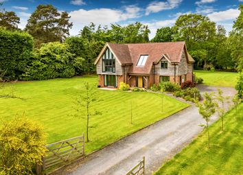 Thumbnail 4 bed detached house for sale in Heathdene, Ercall Heath, Newport