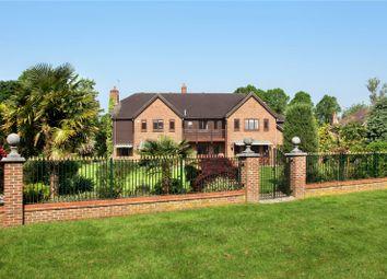 Thumbnail 5 bed detached house for sale in Stoke Park Avenue, Farnham Royal
