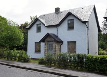 Thumbnail 4 bed detached house for sale in Kinloch Rannoch, Pitlochry