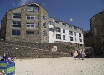 Thumbnail 2 bed flat for sale in St Nicholas Court, St Ives, Cornwall