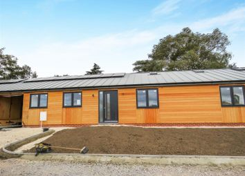 Thumbnail 4 bed barn conversion for sale in Wisbech Road, March