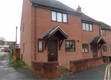 Thumbnail 3 bed semi-detached house for sale in St Benedicts Close, Glastonbury, Somerset