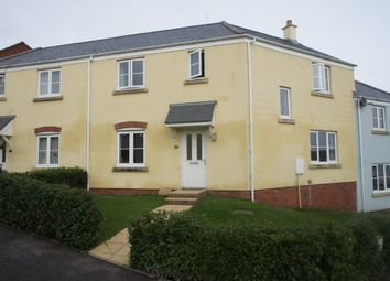 Thumbnail 4 bedroom terraced house to rent in Hawkins Way, Helston