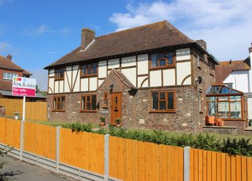 Thumbnail 3 bed detached house for sale in Heathfield Road, Seaford