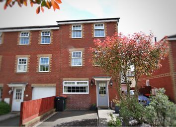 Thumbnail 4 bed town house for sale in Chirk Close, Coedkernew, Newport