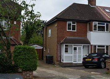 Thumbnail 3 bed property to rent in Chandos Avenue, London