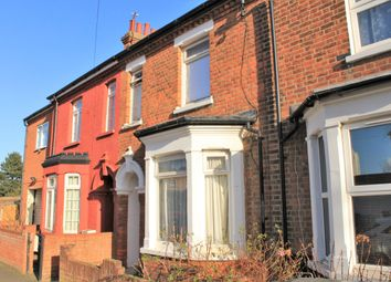 Thumbnail 3 bed terraced house to rent in Southville Road, Bedford