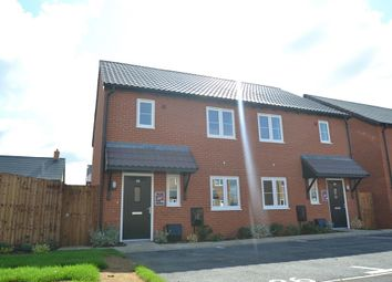 Thumbnail 3 bed semi-detached house for sale in Star Drive, Waterbeach, Cambridge
