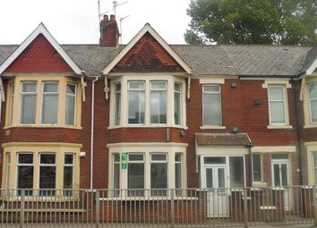 Thumbnail 3 bed terraced house for sale in Newport Road, Roath, Cardiff