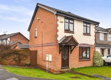 Thumbnail 3 bed detached house for sale in Pentridge Drive, Ilkeston